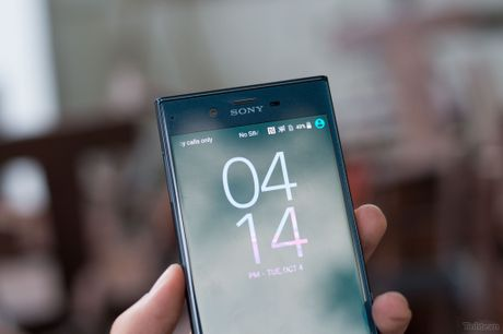 Danh gia nhanh Sony Xperia XZ chinh hang - Anh 1