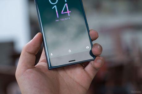 Danh gia nhanh Sony Xperia XZ chinh hang - Anh 2