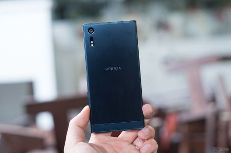 Danh gia nhanh Sony Xperia XZ chinh hang - Anh 5