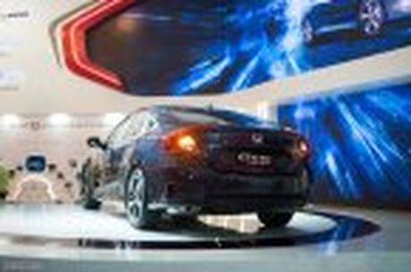 Honda Civic moi chinh thuc ra mat thi truong Viet Nam, thang 1/2017 ban, gia chua cong bo - Anh 18