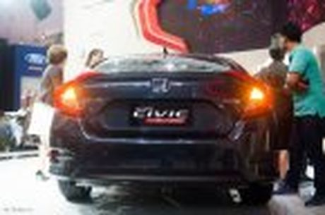 Honda Civic moi chinh thuc ra mat thi truong Viet Nam, thang 1/2017 ban, gia chua cong bo - Anh 31
