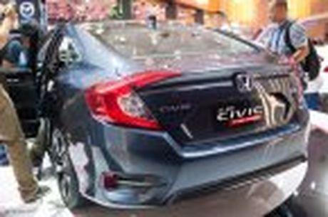 Honda Civic moi chinh thuc ra mat thi truong Viet Nam, thang 1/2017 ban, gia chua cong bo - Anh 41