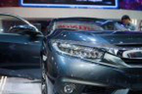 Honda Civic moi chinh thuc ra mat thi truong Viet Nam, thang 1/2017 ban, gia chua cong bo - Anh 44