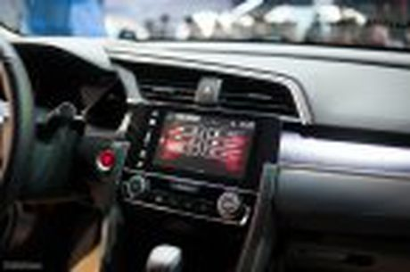 Honda Civic moi chinh thuc ra mat thi truong Viet Nam, thang 1/2017 ban, gia chua cong bo - Anh 49
