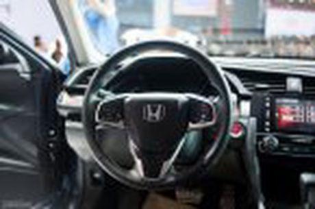 Honda Civic moi chinh thuc ra mat thi truong Viet Nam, thang 1/2017 ban, gia chua cong bo - Anh 54