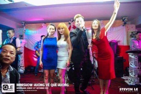 Lam Chan Huy manh tay sam do cho MV moi - Anh 7