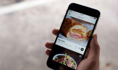 Chat vat tai Nhat, Uber mo them dich vu van chuyen do an - Anh 1
