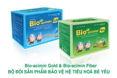 Bio-acimin ra mat san pham dac che danh rieng cho tre tao bon - Anh 3