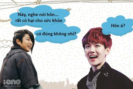 Idol cuoi (11): Hon co hai the nao - Anh 1