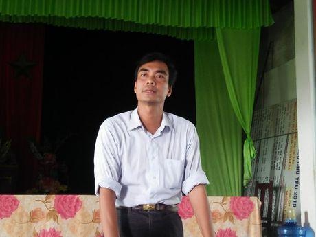 Dan doi di doi co so nau dau thai: Chu tich UBND tron tranh tra loi - Anh 2