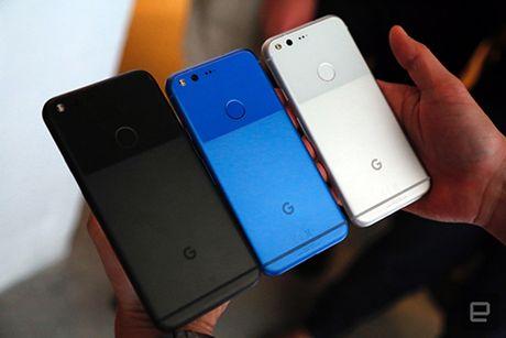 Google ra mat bo doi dien thoai Pixel va Pixel XL - Anh 3