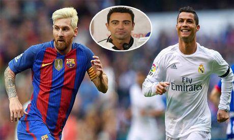 Ronaldo hon Messi ve co hoi gianh Qua Bong Vang - Anh 1