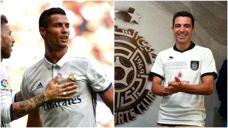 Ronaldo hon Messi ve co hoi gianh Qua Bong Vang - Anh 2