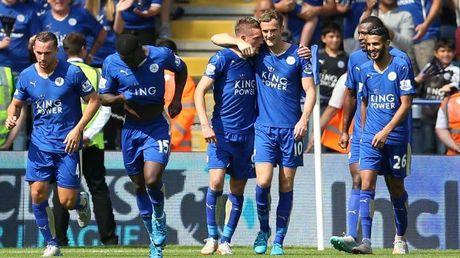 Leicester City - Doi bong phi thuong - Anh 1