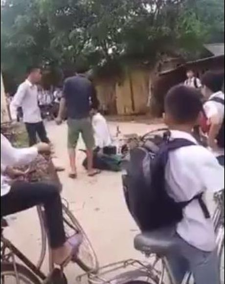 Linh tinh cua nguoi me co con tu tu tai Yen Bai - Anh 1