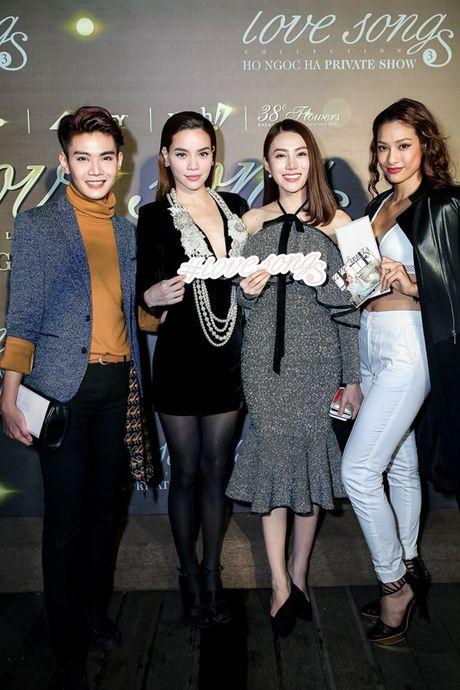 Ho Ngoc Ha lien tuc treu choc dan chi Thanh Ha - Anh 12