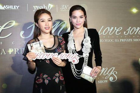 Ho Ngoc Ha lien tuc treu choc dan chi Thanh Ha - Anh 19