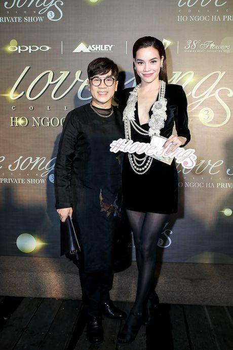 Ho Ngoc Ha lien tuc treu choc dan chi Thanh Ha - Anh 8