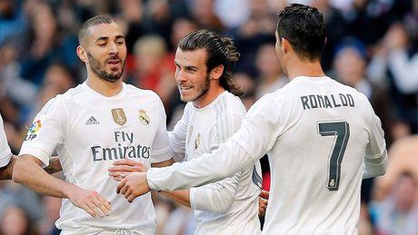 """Vi sao Real Madrid bong dung """"tuot xich""""? - Anh 2"""