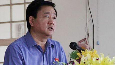 Bi thu Dinh La Thang noi ve vu an Trinh Xuan Thanh - Anh 1