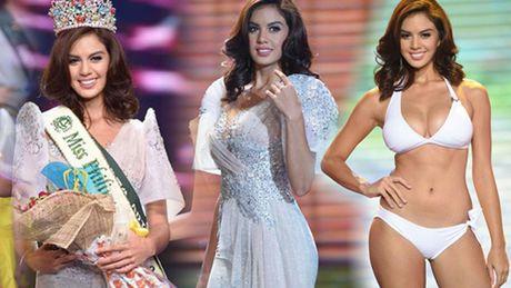 Nhan sac 8 hoa hau cua Philippines nam 2016 - Anh 2