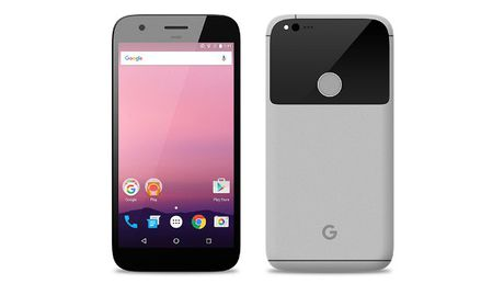 Google Pixel/Pixel XL do cau hinh voi doi thu - Anh 1