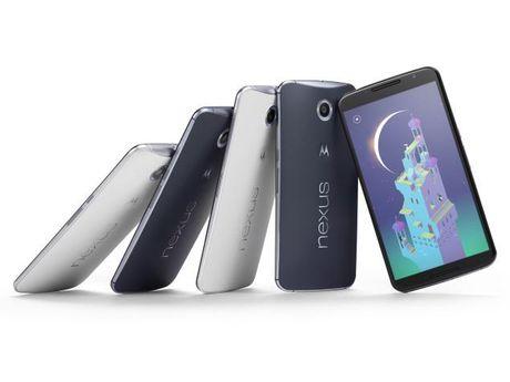 Nexus 6 duoc cap nhat Android 7.0 Nougat - Anh 1