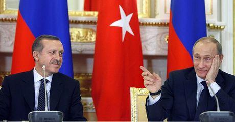 Ong Putin sap tham Tho Nhi Ky gap ong Erdogan - Anh 1