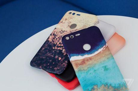 Google gioi thieu smartphone co thiet ke nhu iPhone nhung camera an tuong hon - Anh 5