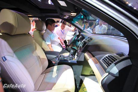 Ford Explorer 2017 ra mat khach hang Viet, gia tu 2,18 ty dong - Anh 6