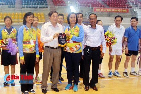 Giao luu the thao, van hoa Ha Tinh – Nakhon Phanom - Anh 1