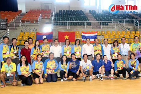 Giao luu the thao, van hoa Ha Tinh – Nakhon Phanom - Anh 2