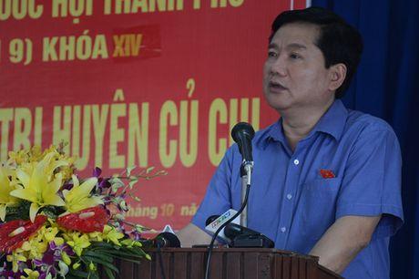 Bi thu Dinh La Thang noi gi ve vu ong Trinh Xuan Thanh? - Anh 1