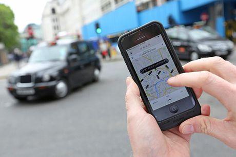 Uber co the bi phat vi dung cum tu 'Sai Gon that thu' de quang cao - Anh 1