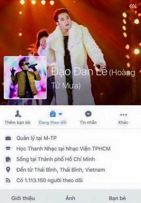 Muon kieu cu xu cua hacker sau khi cuop duoc Facebook sao Viet - Anh 3
