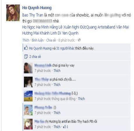 Muon kieu cu xu cua hacker sau khi cuop duoc Facebook sao Viet - Anh 4
