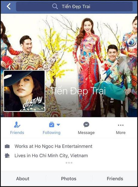 Muon kieu cu xu cua hacker sau khi cuop duoc Facebook sao Viet - Anh 5