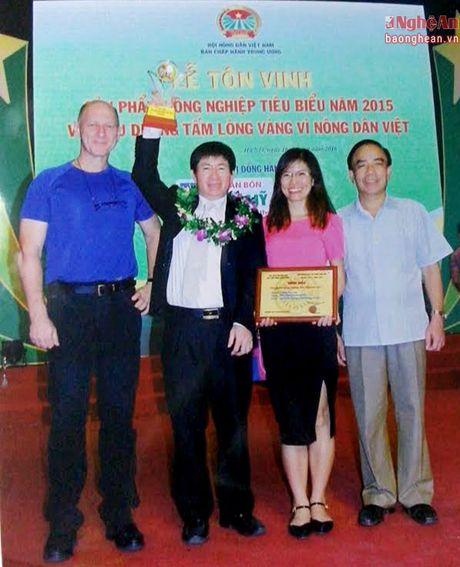 Nuoc mam Van Phan 'ket noi cung - cau' tai Da Nang - Anh 4