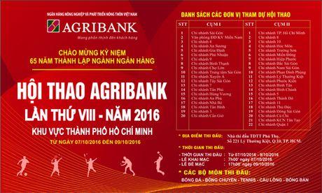 Agribank Sai Gon dang cai to chuc hoi thao Agribank lan thu VIII nam 2016 khu vuc TPHCM - Anh 1