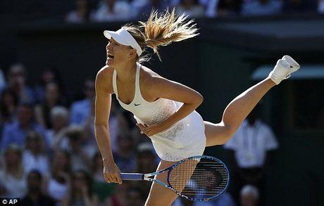 Vo tinh dung doping, Maria Sharapova duoc giam thoi gian 'treo vot' - Anh 2