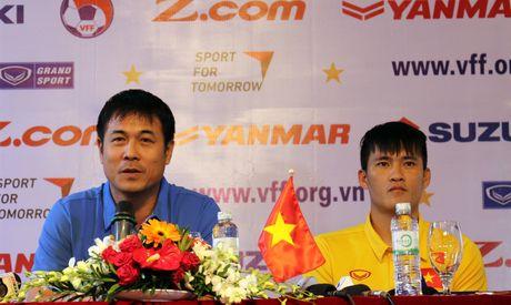 Giao huu DTVN - CHDCND Trieu Tien: Cong Phuong duoc dam bao 'suat cung'? - Anh 1