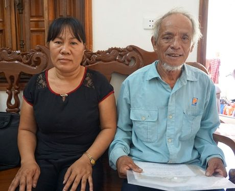 Ha Tinh: De nghi cong nhan Liet sy cho nu thanh nien xung phong hi sinh 33 nam - Anh 3