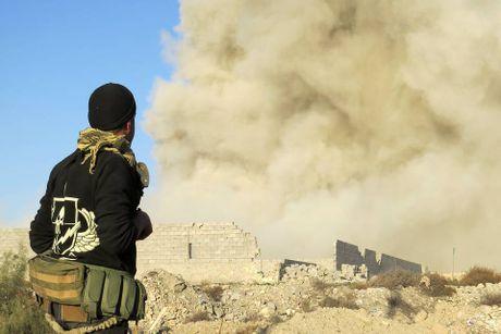 Lien quan My khong kich 'nham' lam chet 20 binh si Iraq - Anh 1