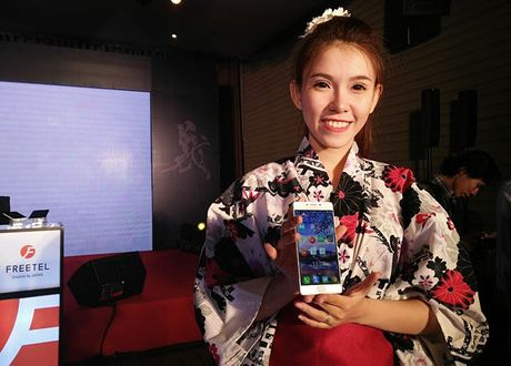 'Linh moi' FreeTel vao Viet Nam gay choang voi smartphone gia 990.000 dong - Anh 3