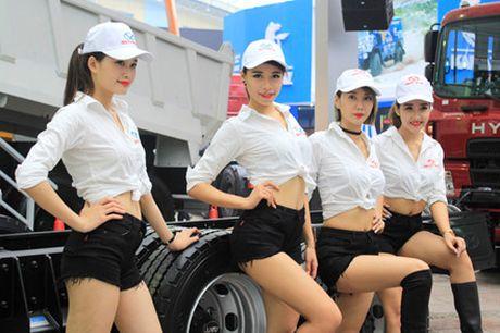Rung chan dai goi cam tai Vietnam Motor Show 2016 - Anh 13