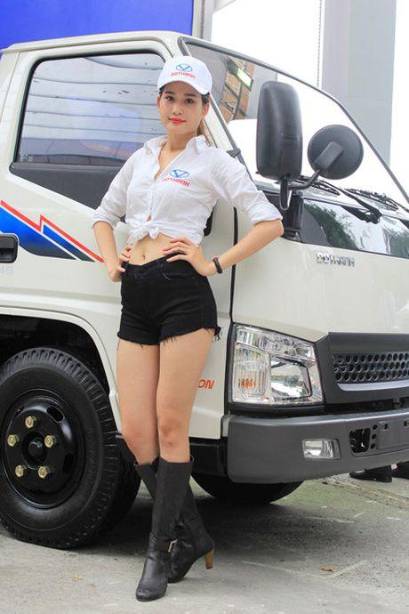 Rung chan dai goi cam tai Vietnam Motor Show 2016 - Anh 14