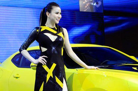 Rung chan dai goi cam tai Vietnam Motor Show 2016 - Anh 7