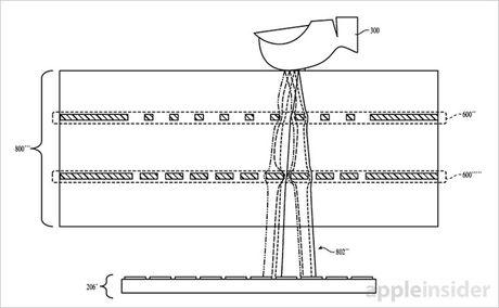iPhone 8 se trang bi cam bien van tay duoi man hinh cam ung - Anh 1