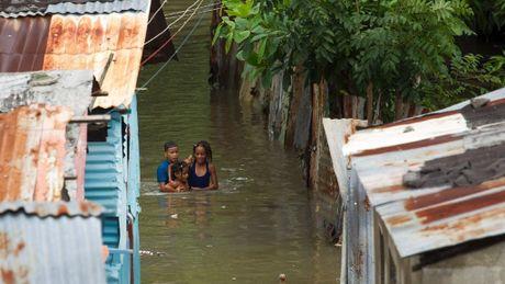 Bao Matthew can quet Haiti, Cuba, dang huong vao My - Anh 2