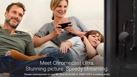Daydream View va Chromecast Ultra chinh thuc ra mat - Anh 3
